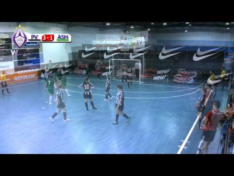 Pascoe Vale vs Ashburton , (Women's V-League) Round 14, 2013/14 Season, Futsal Oz