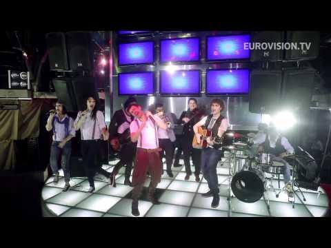 Pasha Parfeny – Lăutar (Moldova) Eurovision 2012