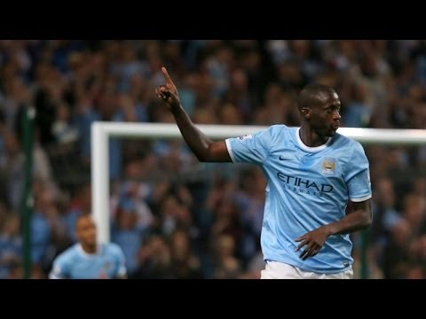 Yaya Toure vs Newcastle United F.C. (H) 13/14 PL By ChequeredCrown