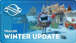 Planet Coaster - Free Winter Update