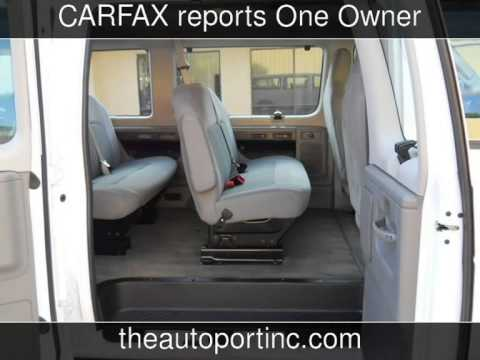 2012 Ford E-Series Wagon XLT Used Cars - Clearwater,Florida - 2014-03-03