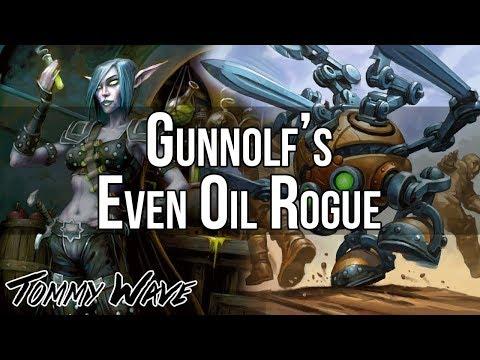 Gunnolf's Even Oil Rogue - Hearthstone Decks