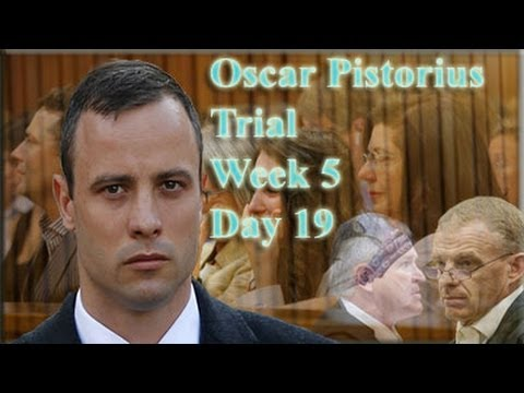 Oscar Pistorius Trial: Wednesday 9 April 2014, Session 2