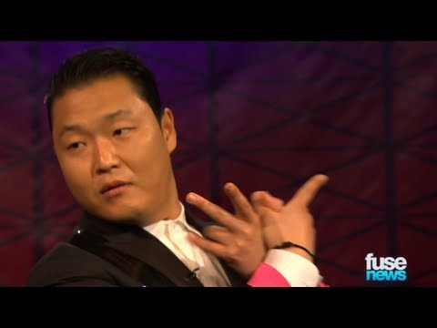 PSY Learns New Dance Moves from Fuse