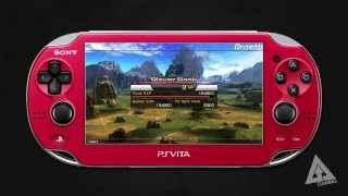 Dragon Ball Z Battle Of Z PS Vita Demo Gameplay