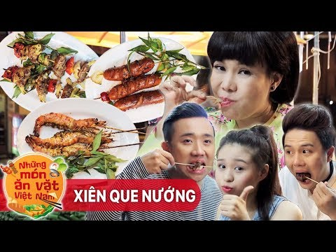 Xiên Que Nướng - Việt Hương ft Trấn Thành, Duy Khánh, Lê Lộc [Official]