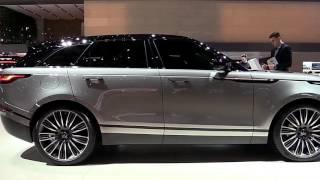 2018 Range Rover Velar Pro Premium Features   New Design Exterior Interior   First Impression