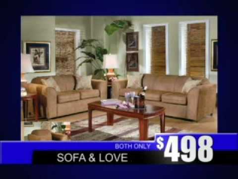 Incredible Deals On Sofas And Love Seats At American Freight Furniture Youtube
