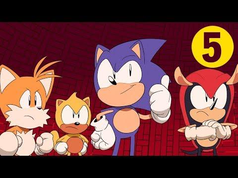 Sonic Mania Adventures 5
