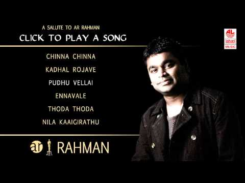 AR RAHMAN (TAMIL) JUKEBOX - 01