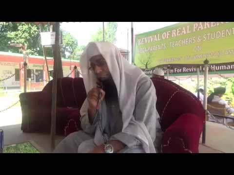 Revival of Real Parenthood in Amira Kadal Higher Secondary  (21 June 2014)  Part3