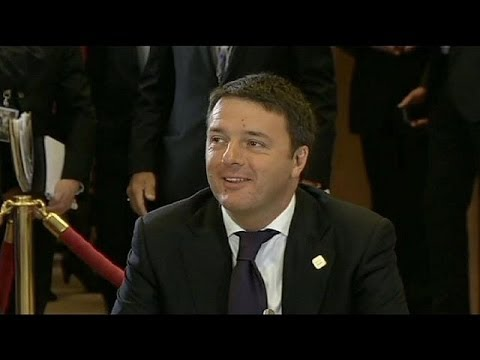 Italy's Renzi will insist on EU growth policies during presidency