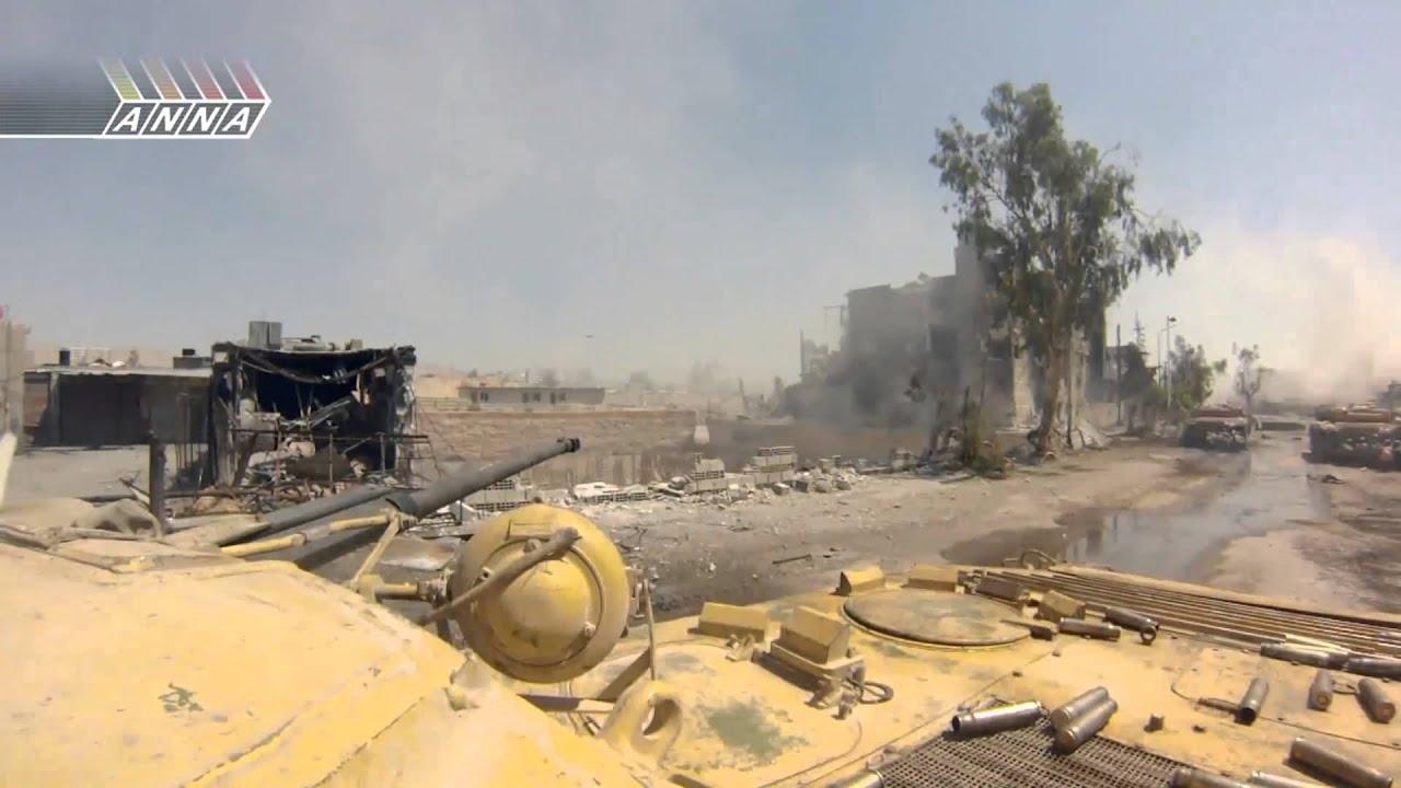 supaho1203 シリア内戦 政府軍側の映像 supaho1203  シリア内戦 政府軍側の