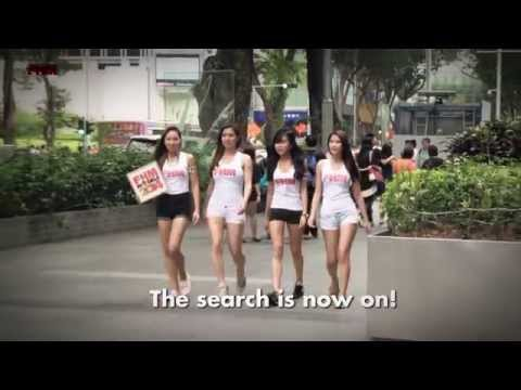 Singapore FHM Model Search 2014 Recruitment