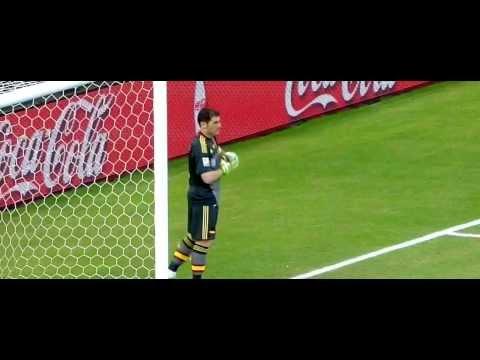 ▶ Iker Casillas Vs Italy HD 720p FIFA Confederations Cup Brazil 2013