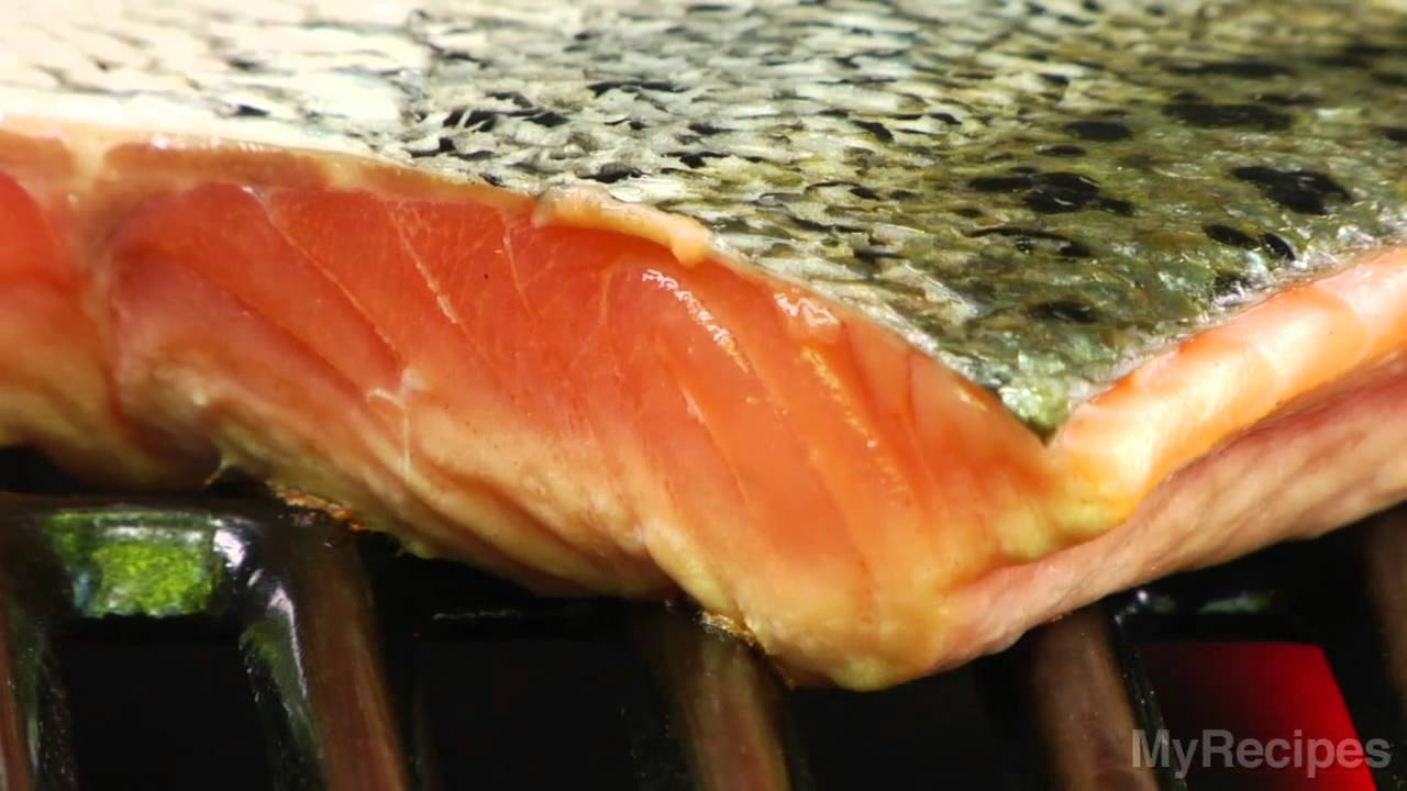 How to perfectly grill fish myrecipes youtube for Fish grill near me
