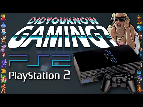 PlayStation 2 - Did You Know Gaming? Feat. Caddicarus