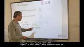 Morphology - Compounding view on youtube.com tube online.