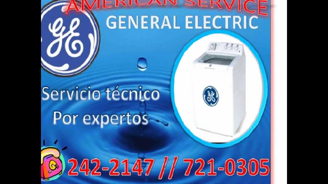 Servicio tecnico general electric en lima peru youtube - Servicio tecnico de general electric ...