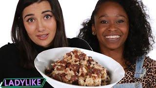 Freeze Dried Food Taste Test • Ladylike