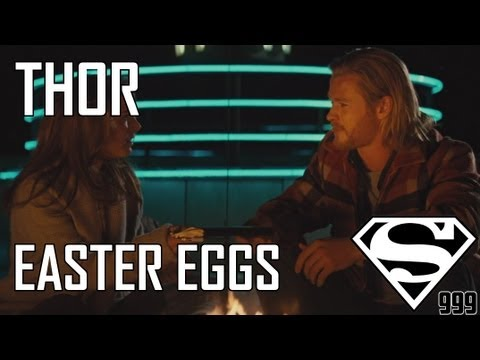 Thor: Hidden Easter Eggs And Secrets