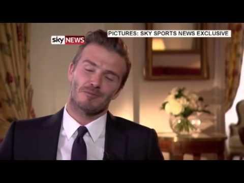 Beckham Lên Tiếng Về Vụ Có Con Ở Vn Với Siêu Mẫu Xuân Lan