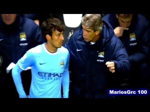 David Silva • Unbelievable Playmaker • HD