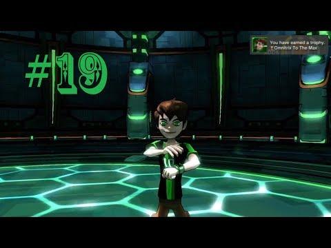 Ben 10 Omniverse - PS3 - Walkthrough Part 19 - Plumb Crazy (2/2)