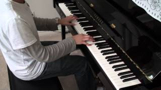 How To Save A Life (Piano Cover) The Fray [with Sheet