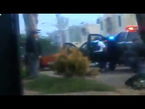 Enfrentamiento Policias vs Sicarios De Tepatitlan De Morelos 09 10 2013