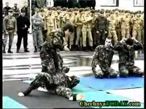 Chechen Force Speciale (Спецназ Чечни .Самый сильный в мире)