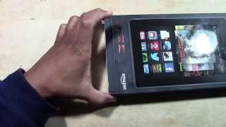 NEW Kindle Fire HD (2nd Gen) Unboxing