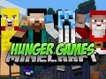 Minecraft: HUNGER GAMES -  ATTACK OF THE CHRIS!