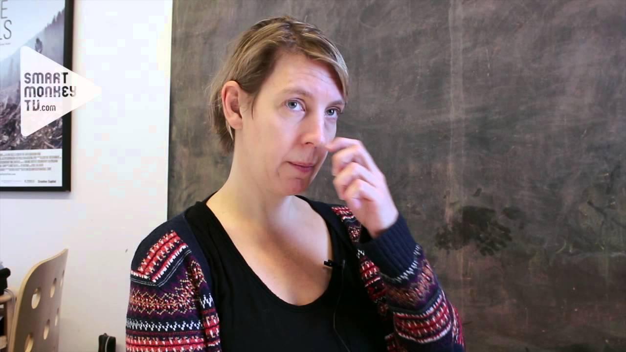 Ingrid Kopp, Tribeca Film Institute's head of digital, talks about interactive storytelling