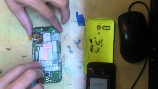 Desmontando Moto G Lente Display Touch Disassembly