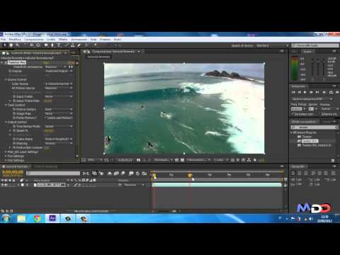 TUTORIAL: Effetto Slow-Motion [After Effects CS6]
