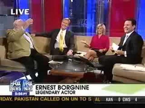 Ernest borgnine masturbate every day