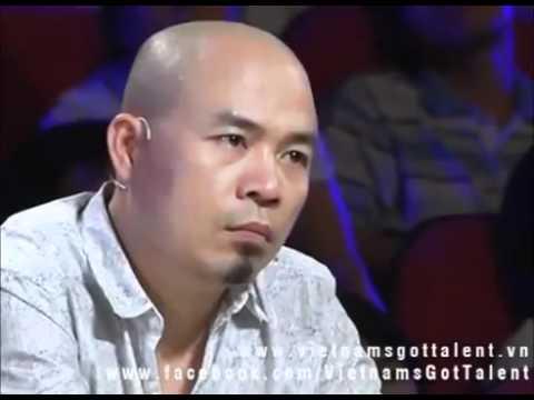 Trái Tim bạn sẽ tan nát khi nghe giọng ca này   Vietnam's Got Talent tập 7 12 2 2012 SD