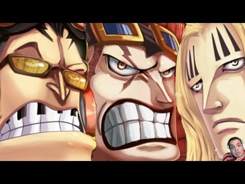One Piece 677 Manga Chapter Review- A Deadly Alliance ワンピース