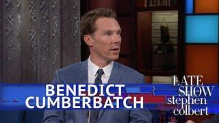 Benedict Cumberbatch, Not Dr. Strange, Had A Tibetan Experience