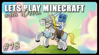 Lets Play Minecraft: MEGA DIAMOND FIND! (Ep. 18)