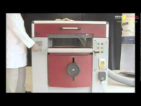 Maszyny stolarskie obrabiarki do drewna dla stolarzy grubościówka LUREM w sklepie MEGAMASZYNY