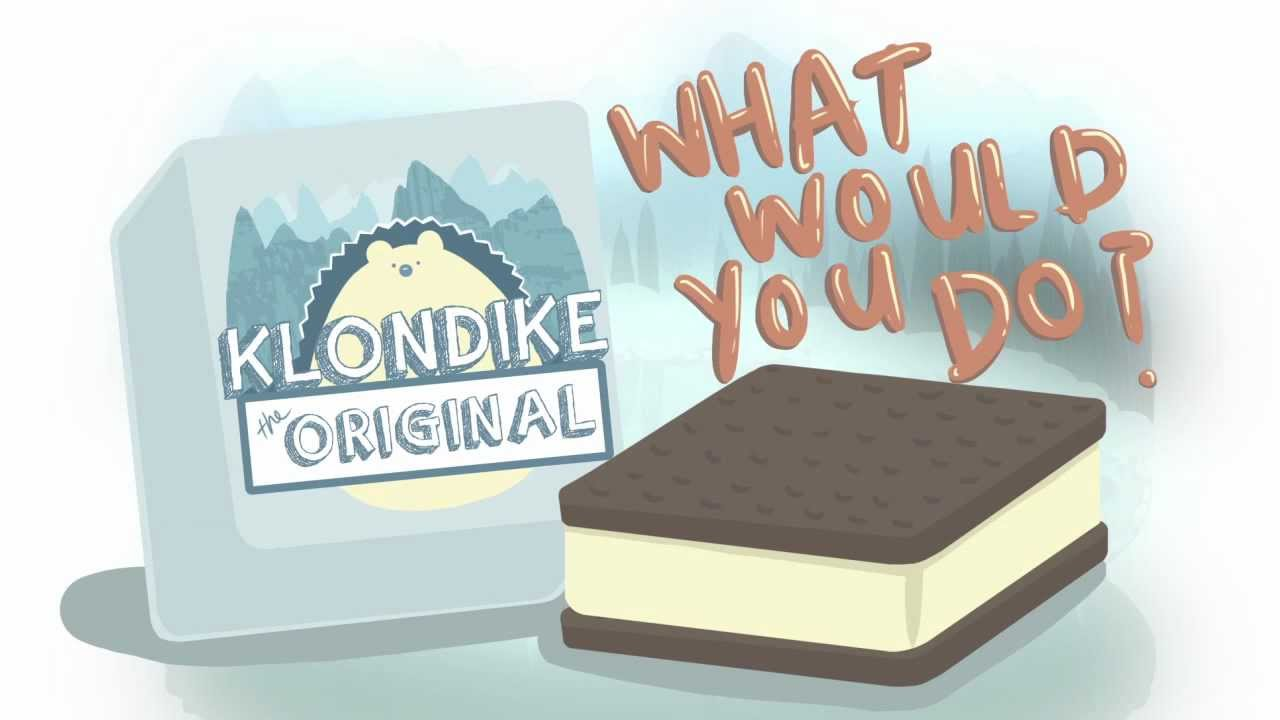 Klondike Bar Animation...