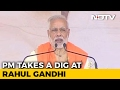 PM Modi Says Rahul Gandhi 'Most Joked About Politician, Ch..