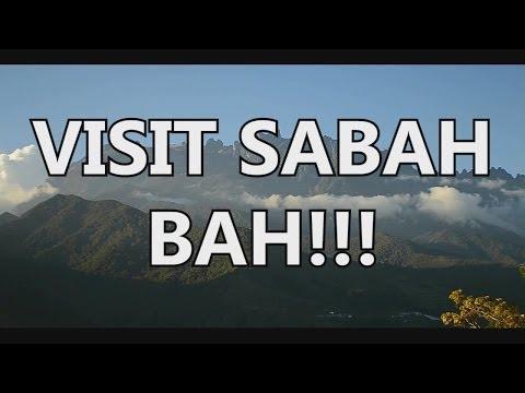 [Promo Video] Visit Sabah Bah!!!