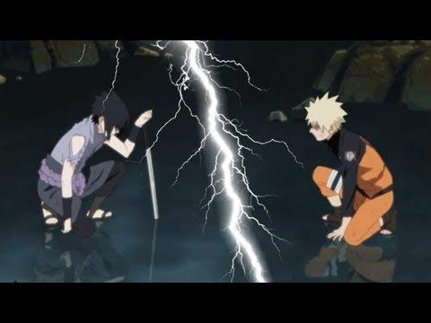 Naruto Shippuden : Naruto Vs Sasuke (Oav Uniqlo)