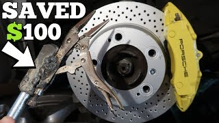 Restoring the Salvage Auction Porsche 911 DESTROYED Bumper Like NEW