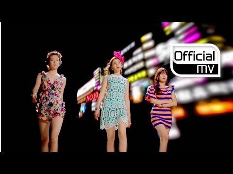 Orange Caramel - The Gangnam Avenue