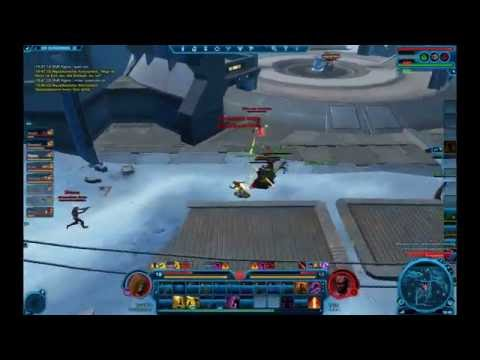 SWTOR Beta PvP Jedi Consular Shadow HD - all 3 BG's