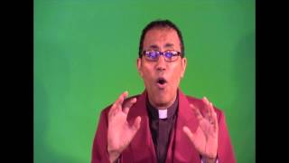 Feb 9 2014 Mekane Yesus Church TV Program Sermon by Rev Dr Alemseged hulu lebego new